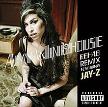 Remix cover featuring Jay-Z