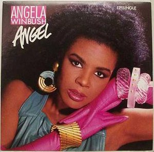 "Angel (Angela Winbush song) - Image: Angel 12"" single"