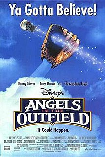 <i>Angels in the Outfield</i> (1994 film) 1994 American film