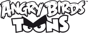 Angry Birds Toons - Image: Angry Birds Toons logo