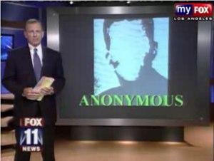 Anonymous Fox 11