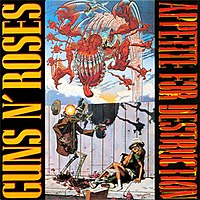 G-n-R - Appetite For Destruction