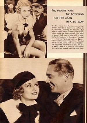 Arizona to Broadway - Image: Arizona to Broadway Sept 1933