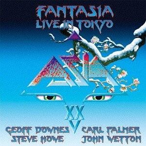 Fantasia: Live in Tokyo - Image: Asia Fantasia live