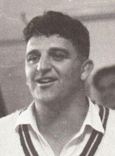 Atholl McKinnon South African cricketer