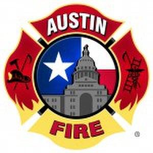 Austin Fire Department - Image: Austin Fire Department Logo 2012