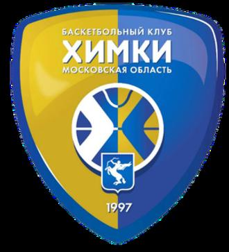 BC Khimki - Image: BC Khimki 2016 logo