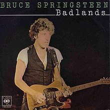 Badlands Bruce Springsteen Song Wikipedia
