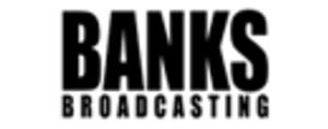 Banks Broadcasting - Logo of Banks Broadcasting