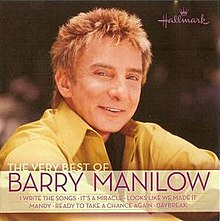 barry manilow could it be magic