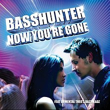 Now You're Gone (Basshunter song) - Wikipedia