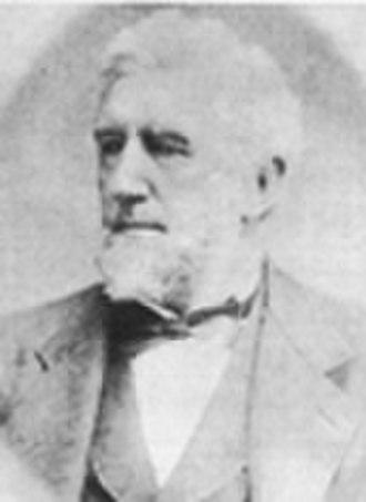 Redding, California - Benjamin Bernard Redding. A politician and the person Redding was named after.
