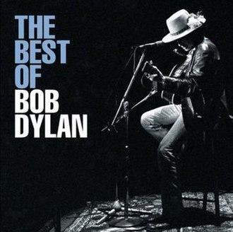 The Best of Bob Dylan - Image: Bob Dylan The Best of Bob Dylan