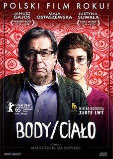 <i>Body</i> (2015 Polish film) 2015 film