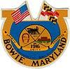 Sello oficial de Bowie, Maryland