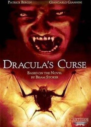 Dracula (miniseries) - DVD cover