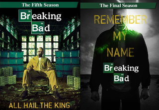 <i>Breaking Bad</i> (season 5) season of television series