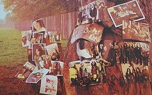 Bumpers (album) - The gatefold interior