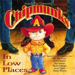 Chipmunks in Low Places - Image: CILP Cover