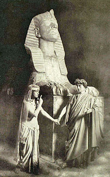 Caesar-and-Cleopatra-1906.jpg