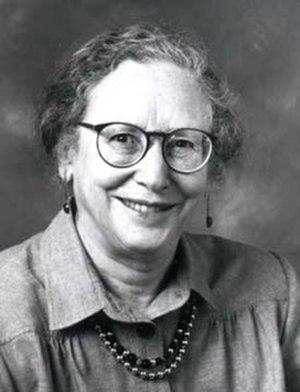 Carolyn Gold Heilbrun - Image: Carolyn Gold Heilbrun