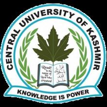 Central University of Kashmir Logo.png