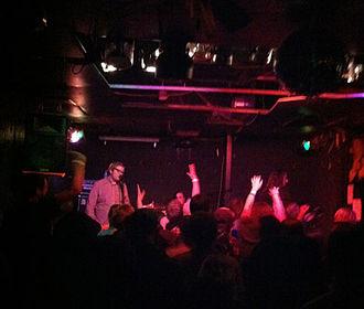 Cheap Girls - Cheap Girls playing at Mac's Bar in Lansing, Michigan.