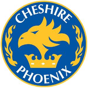 Cheshire Phoenix - Image: Cheshire Phoenix Logo