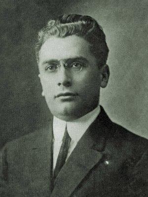 Maximilian Cohen - Max Cohen, circa 1919.