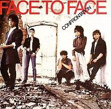confrontation face to face album wikipedia