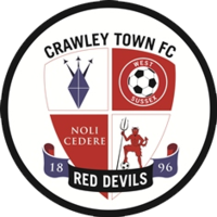 Image result for crawley town png