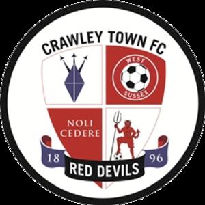 Crawley Town F.C. - Image: Crawley Town FC logo