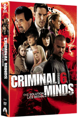 Criminal Minds - The Complete Sixth Season DVD Cover.png