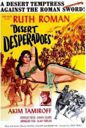 Desert Desperadoes - Image: Desert Desperadoes