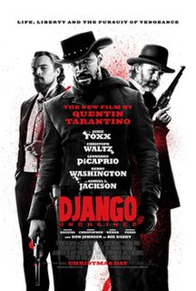 2012 film by Quentin Tarantino