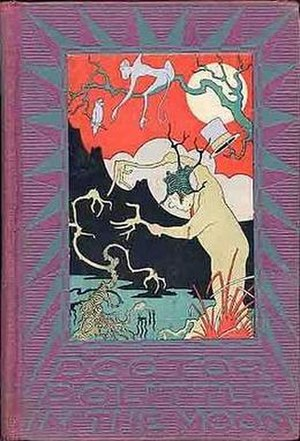 Doctor Dolittle in the Moon - First edition