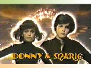 Donny & Marie (1976 TV series) - Image: Donny&marie 1976title