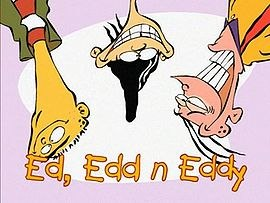 Ed, Edd n Eddy Animated Cartoon Series