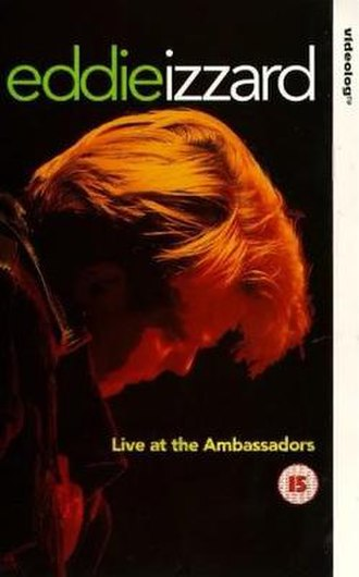 Live at the Ambassadors - Image: EI Live At Ambassadors Cover