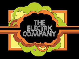 <i>The Electric Company</i> Childrens television series