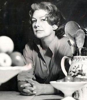 Elizabeth David - Elizabeth David, circa 1960