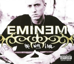 The Way I Am (Eminem song) - Image: Eminem The Way I Am CD cover
