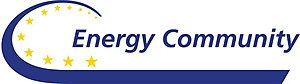 Energy Community - Image: Energy Community Logo
