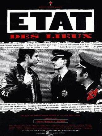 Inner City (film) - Image: Etat Des Lieux