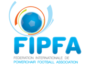 Powerchair Football - FIPFA emblem