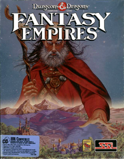 <i>Fantasy Empires</i> 1993 video game
