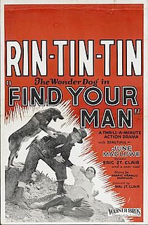 <i>Find Your Man</i> 1924 film by Malcolm St. Clair