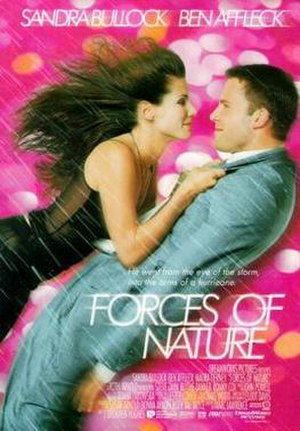 Forces of Nature - Theatrical release poster