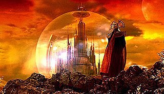 Gallifrey Fictional planet in Doctor Who series