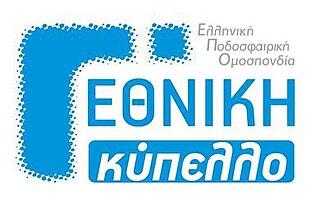 Gamma Ethniki Cup Football league